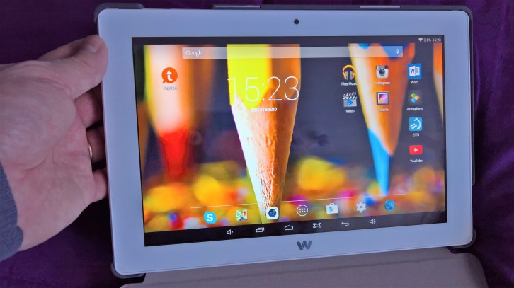 Tablet Woxter Android